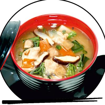 Miso Soup Sake
