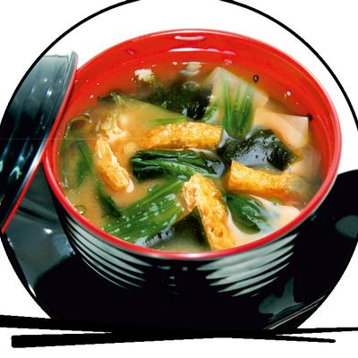 Miso Soup Ebi