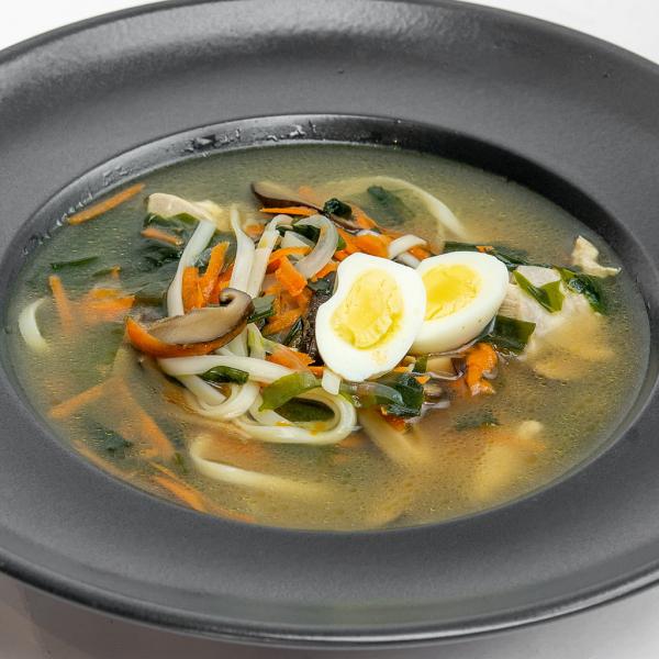 Supă Miso clasică