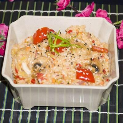 Рис с мясом по-камбоджийски